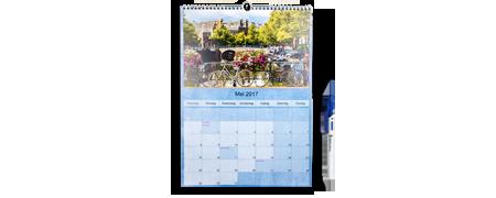 kalender maken maak hier je eigen fotokalender