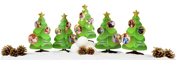 Kerstboom 3d Xl